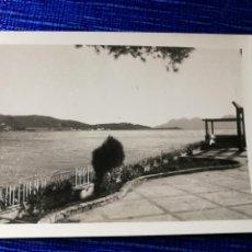 Fotografía antigua: ANTIGUA FOTOGRAFÍA. MALLORCA. PROVINCIA. CERCANÍAS. FOTO AÑOS 60.. Lote 122278819