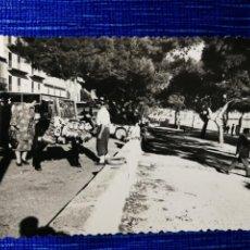 Fotografía antigua: ANTIGUA FOTOGRAFÍA. MALLORCA. PROVINCIA. CERCANÍAS. FOTO AÑOS 60.. Lote 122279175