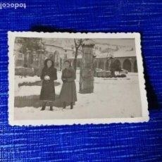 Fotografía antigua: ANTIGUA FOTOGRAFÍA. VALENCIA NEVADA. LA GLORIETA. FOTO AÑO 1948.. Lote 122280071