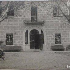 Fotografía antigua: ANTIGUA FOTOGRAFIA.VISTA DE CASA EN ANDORRA? AÑOS 60. Lote 123316079