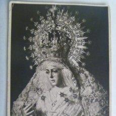 Fotografía antigua: SEMANA SANTA DE SEVILLA : FOTO DE LA MACARENA , DE HARETON.. Lote 124612751