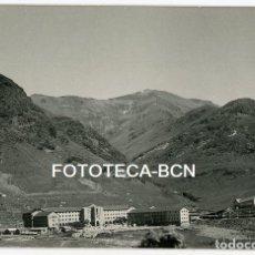 Fotografía antigua: FOTO ORIGINAL SANTUARIO VALL DE NURIA AÑOS 60. Lote 124618267