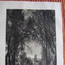 Fotografía antigua: 1922-FOTOGRAFÍAS KURT HIELSCHER. GUADIX. 4 FOTOS. GRANADA. Lote 124639791