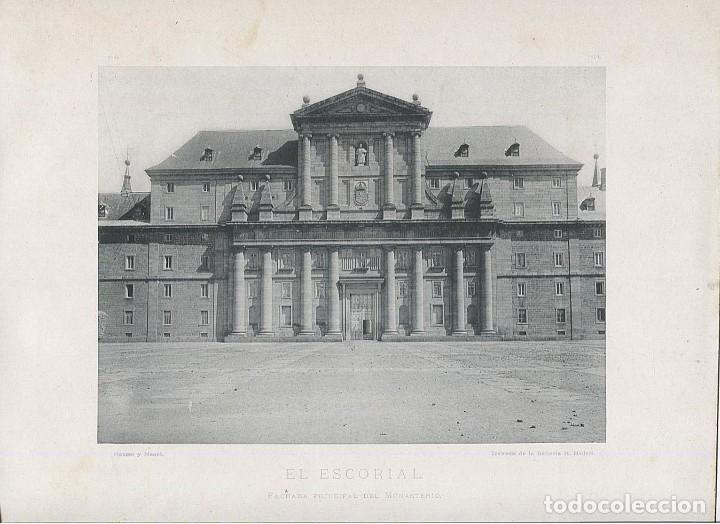 Fotografía antigua: FOTOGRAFIA LOTE 4 FOTOTIPIAS ORIGINALES MADRID HAUSER Y MENET AÑOS 1891 Y 1892 SIGLO XIX - Foto 4 - 125174431
