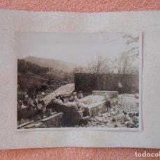 Fotografía antigua: TENERIFE.FOTO LA MASCOTA. LAVANDERAS.AÑOS 20.. Lote 125939727