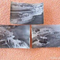 Fotografía antigua: MORAIRA(ALICANTE) FOTOS AEREAS(SEGURAMENTE PAISAJES ESPAÑOLES)AÑOS 60.. Lote 125952487