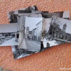 Fotografía antigua: TOTANA(MURCIA)PAISAJES DE LA POBLACIÓN,FOTOS DE 10´5X7´5 CM,MAGNIFICO LOTE DE 16 VISTAS DE 1961.. Lote 125956051