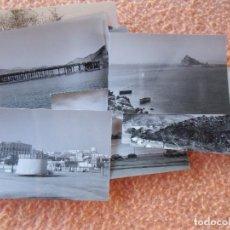 Fotografía antigua: AGUILAS(MURCIA)PAISAJES DE LA POBLACIÓN,FOTOS DE 10´5X7´5 CM,MAGNIFICO LOTE DE 14 VISTAS DE 1961.. Lote 125956879