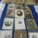 Fotografía antigua: LOTE DE FOTOGRAFÍAS DE SOLDADOS DE DIFERENTES PAÍSES. Lote 126130151