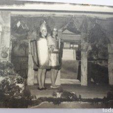 Fotografía antigua: MOLLEDO. CANTABRIA. FOTOPOSTAL (QUEFER). AÑOS 60S.. Lote 126771647