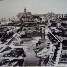 Fotografía antigua: (FPT-170700)FOTOGRAFIA DE MANRESA - VISTA PARCIAL. Lote 126877815