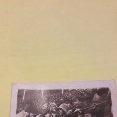 Fotografía antigua: FOTO CORRIDA TOROS FESTIVAL SANTA BÁRBARA 1930. Lote 127448647
