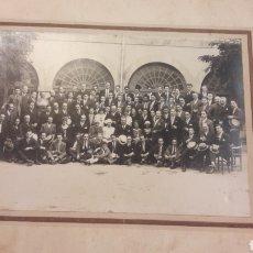 Fotografía antigua: GALICIA FOTO RODRIGUEZ LUGO 1926. Lote 127454866