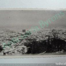 Fotografía antigua: FOTOGRAFÍA ANTIGUA ORIGINAL. GRANADA NEVADA. AÑOS 30 (11,5 X 7 CM) . Lote 127908783