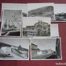 Fotografía antigua: LA UNION (MURCIA) FOTOS (8) DE 1961.MAGNIFICAS FOTOS.. Lote 128261387
