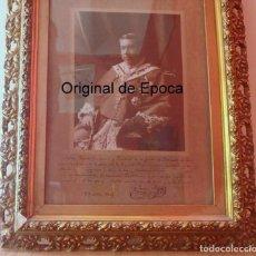 Fotografía antigua: (XJ-180757)FOTOGRAFÍA OBISPO DE LA SEU DE URGEL Y COPRINCIPE DE ANDORRA,CARDENAL BENLLOCH,FIRMADA. Lote 128773635