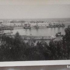 Fotografía antigua: ANTIGUA FOTOGRAFIA.VISTA DE PUERTO SAN ANTONIO.FOTO GUEVARA. Lote 128851863
