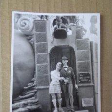 Fotografía antigua: FOTOGRAFIA - FOTO DETALLE FALLA FALLAS VALENCIA 1968, ORIGINAL. Lote 128946731