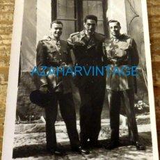 Fotografía antigua: SEVILLA, 1959, POLICIA ARMADA, 75X105MM. Lote 129412251