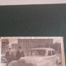 Fotografía antigua: GALICIA FOTO COCHE C 6510 LA CORUÑA. Lote 129684054