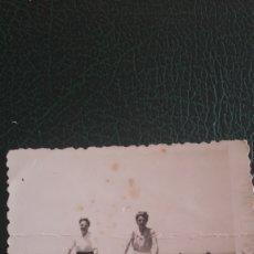 Fotografía antigua: FOTO CHICAS BICICLETAS MADRID. Lote 129684863