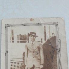 Fotografía antigua: FOTO NEW YORK 1930. Lote 129719178