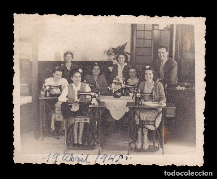 1945 Taller De En Venta Con Mujeres Antigua Foto Vendido QdoCrxeWB