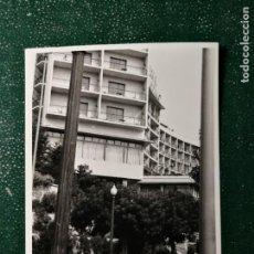 Fotografía antigua: ANTIGUA FOTOGRAFÍA. HOTEL TARRACO. TARRAGONA. FOTOS AÑOS 60.. Lote 130568514
