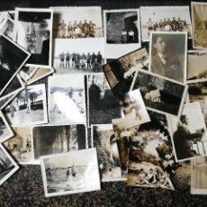 Fotografía antigua: MANRESA-LOTE 51 FOT-COSTUMBRISTAS FAMILIAR VIAJES PERSONAJES..ETC ,,, AÑOS 1920-30´S BARCELONA. Lote 130844516