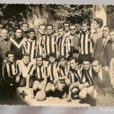 Fotografía antigua: FOTOGRAFÍA. EQUIPO DE FUTBOL. FOTO TOVAR. GONZALEZ CUADRADO. SEVILLA.(C/A59). Lote 130928692