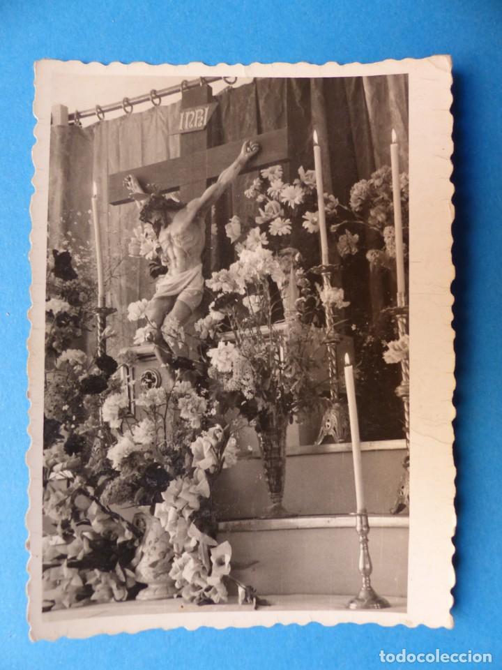 Fotografía antigua: PATERNA, VALENCIA, COLEGIO LA SALLE - 4 FOTOGRAFIAS 1940-1950 - VER FOTOS ADICIONALES - Foto 2 - 131413086