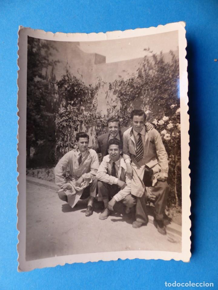 Fotografía antigua: PATERNA, VALENCIA, COLEGIO LA SALLE - 4 FOTOGRAFIAS 1940-1950 - VER FOTOS ADICIONALES - Foto 4 - 131413086