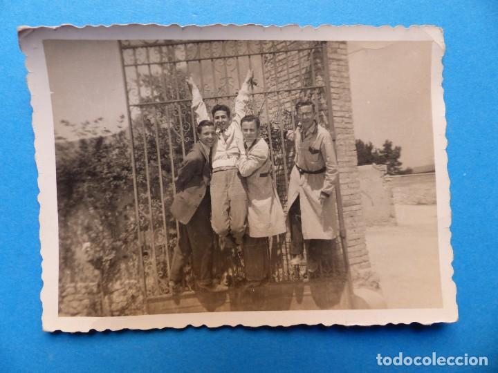 Fotografía antigua: PATERNA, VALENCIA, COLEGIO LA SALLE - 4 FOTOGRAFIAS 1940-1950 - VER FOTOS ADICIONALES - Foto 6 - 131413086