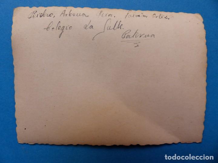 Fotografía antigua: PATERNA, VALENCIA, COLEGIO LA SALLE - 4 FOTOGRAFIAS 1940-1950 - VER FOTOS ADICIONALES - Foto 7 - 131413086