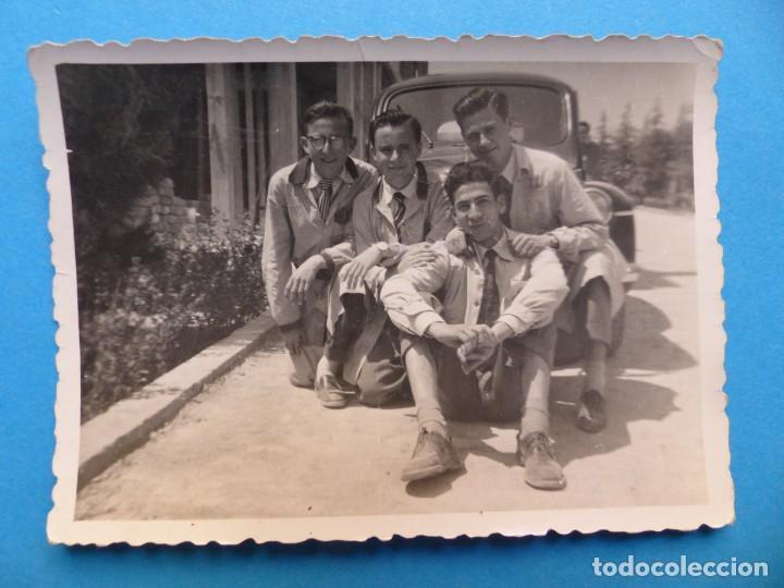 Fotografía antigua: PATERNA, VALENCIA, COLEGIO LA SALLE - 4 FOTOGRAFIAS 1940-1950 - VER FOTOS ADICIONALES - Foto 8 - 131413086