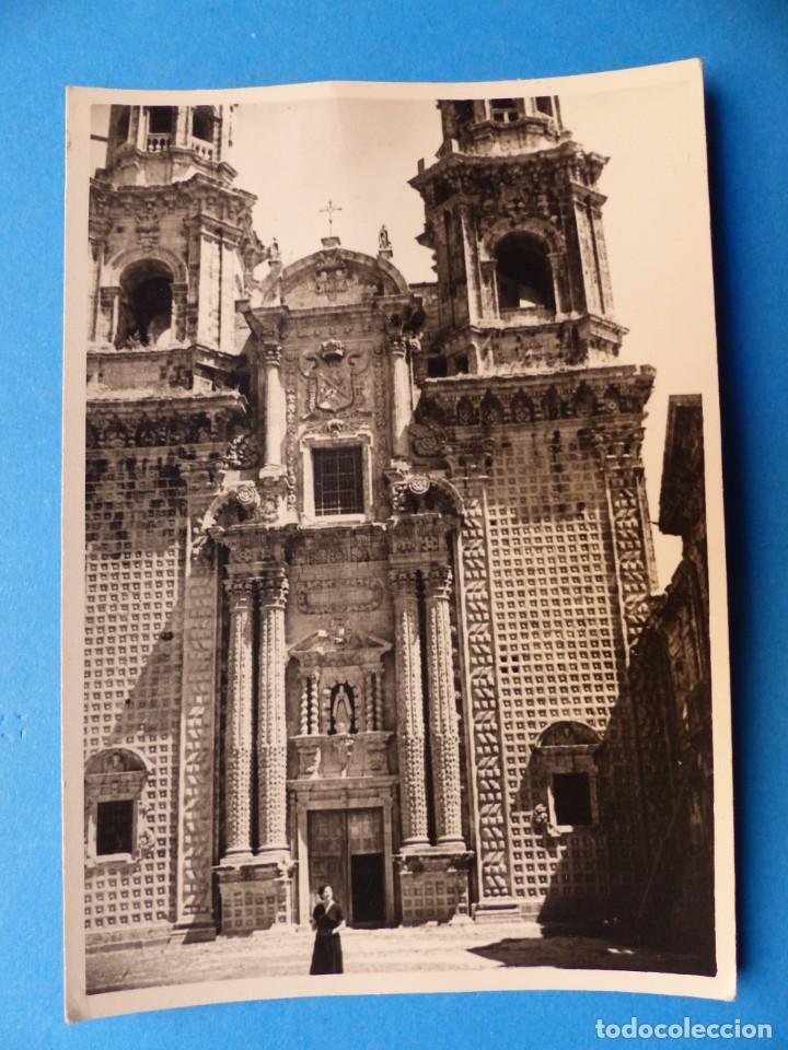 Fotografía antigua: MONASTERIO DE SOBRADO DE LOS MONJES, LA CORUÑA - 2 FOTOGRAFIAS - AÑO 1957 - VER FOTOS ADICIONALES - Foto 4 - 131416354