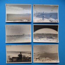 Fotografía antigua: LA CORUÑA - 8 FOTOGRAFIAS - AÑO 1957 - VER FOTOS ADICIONALES. Lote 156490909