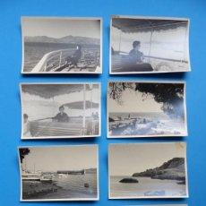 Fotografía antigua: VIGO Y/Ó PROVINCIA GALICIA - 9 FOTOGRAFIAS - AÑO 1957 - VER FOTOS ADICIONALES. Lote 131430030