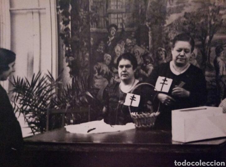 Fotografía antigua: antigua Foto FERIA DE LA FLOR DE LAS CIGARRERAS DE CADIZ - Foto 2 - 131654079