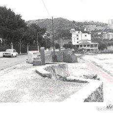 Fotografía antigua: BENICÁSIM. ( CASTELLÓN ).- FOTOGRAFÍA EN PAPEL AGFA.- BENICÁSIM, 1975.- 18 X 23,5 CM. Lote 131689746
