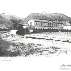 Fotografía antigua: BENICÁSIM. ( CASTELLÓN ).- FOTOGRAFÍA MODERNA EN PAPEL AGFA.- BENICÁSIM, 1910.- 18 X 23,5 CM. Lote 131690194