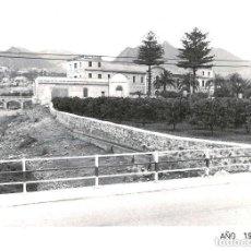 Fotografía antigua: BENICÁSIM. ( CASTELLÓN ).- FOTOGRAFÍA EN PAPEL AGFA.- BENICÁSIM, RIO 1975.- 18 X 23,5 CM. Lote 131690258