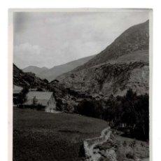 Fotografía antigua: LLEIDA.CUENCA DEL NOGUERA PALLARESA.- FOTOGRAFÍA DEL MARQUÉS DE SANTA MARÍA DEL VILLAR.. Lote 131698978
