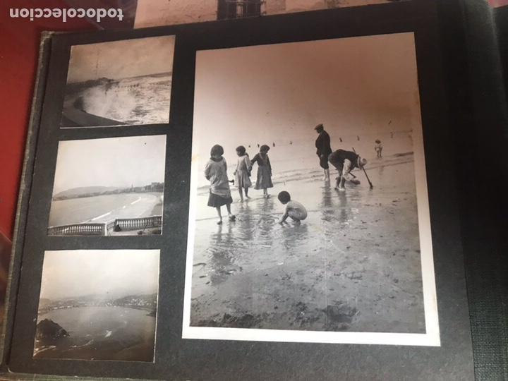 Fotografía antigua: Álbum con fotografías antiguas caza campo Caballos toros agricultura - Foto 5 - 132366993