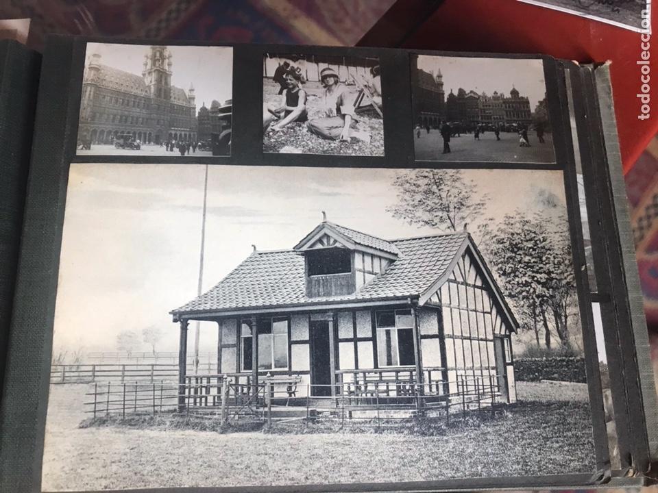 Fotografía antigua: Álbum con fotografías antiguas caza campo Caballos toros agricultura - Foto 14 - 132366993