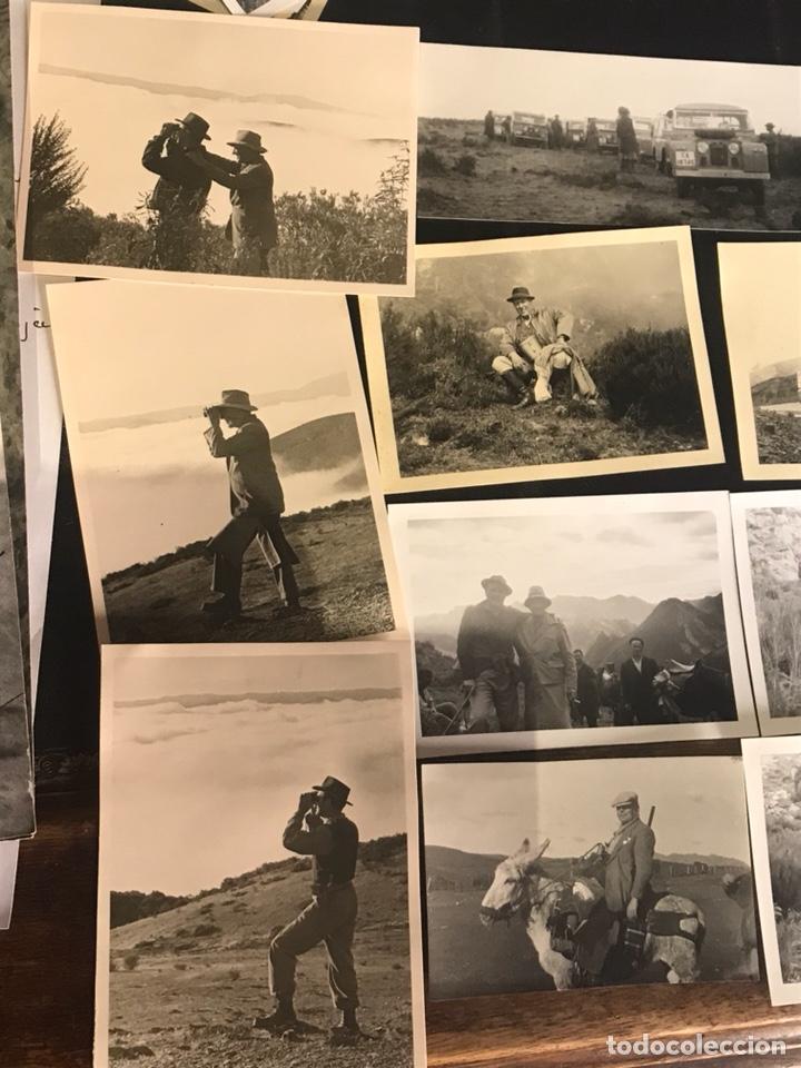 Fotografía antigua: Lote de fotografías con escenas de caza monteria - Foto 4 - 132986079