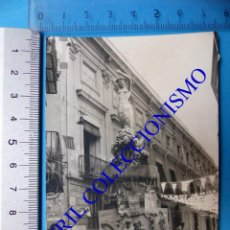 Fotografía antigua: VALENCIA - UNA FALLA - FOTOGRAFICA - AÑOS 1940-50. Lote 133244734