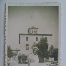 Fotografía antigua: GUERRA CIVIL : FOTO DE ENFERMERA, 1937.. Lote 133496774