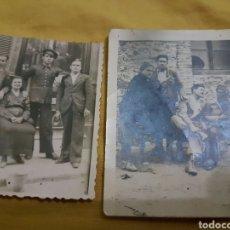 Fotografía antigua: FOTOS MILICIANOS REPUBLICA GUERRA CIVIL. Lote 133595401