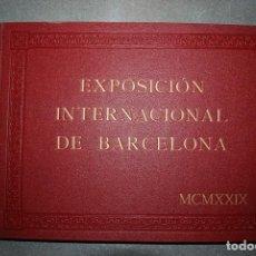 Fotografía antigua: EXPOSICIÓN INTERNACIONAL DE BARCELONA - 1929 = SIGUE: PUEBLO ESPAÑOL DE BARCELONA 1929. . Lote 133653674
